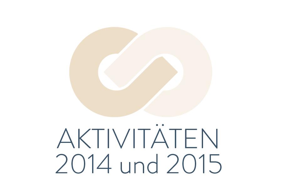 Die Aktivitäten der Stiftung Dialoge & Begegnungen in den Jahren 2014 und 2015
