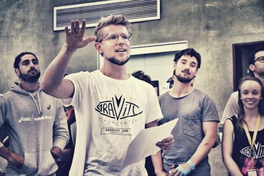 Gravity Sucks 2018 - Parkour Jam Hamburg – Die Halle