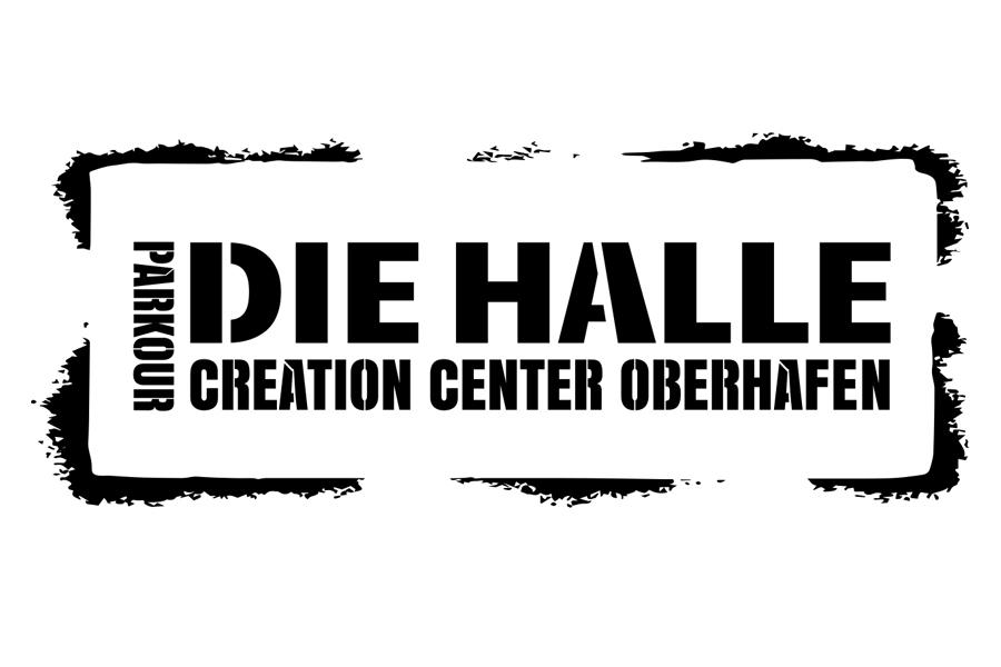 DIE HALLE - Parkour Creation Center Oberhafen