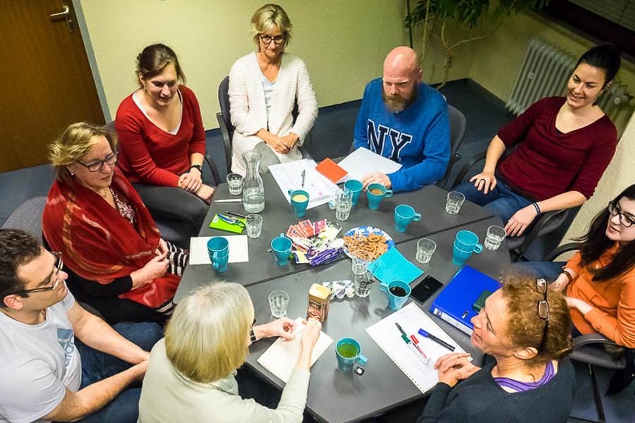 Sprache im Alltag: Seit 2015 unterstützt die Stiftung Dialoge & Begegnungen den Sprachbrücke-Hamburg e.V. mit einem jährlichen Förderbeitrag